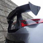 S660カーボンリアウイング